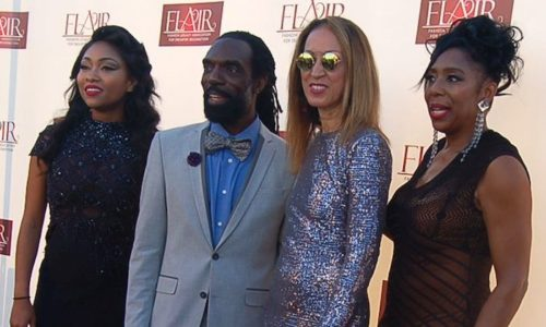 """FLAIR 2017-Honoring the Legacy of Ebony Fashion Fair, """"An Evening of Hollywood Glamour"""""""