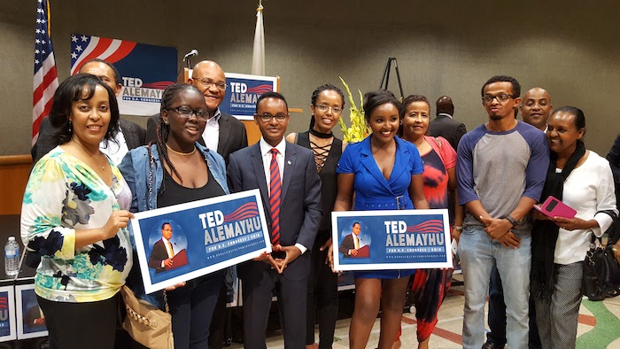 African Born US Citizen, Ted Alemayhu Takes On A Giant Political Step In The Race For Congress