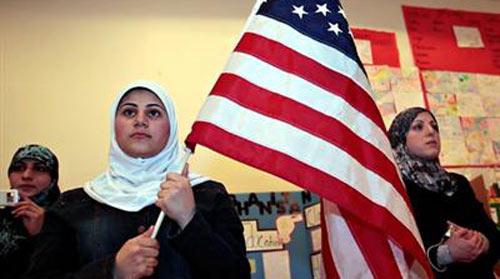 Poll: U.S. Muslims Concerned About Discrimination But Believe in the American Dream