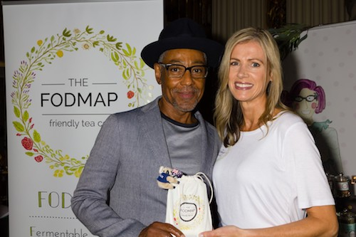 Celebrity Connected and Charmaine Blake's Annual Ultra Gold Lounge Are A Hit With Emmy® Attendees