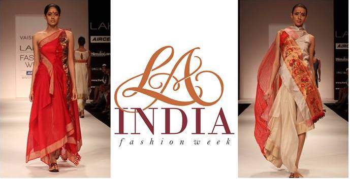 ESDIAC Global App Presents The Los Angeles India Fashion Week