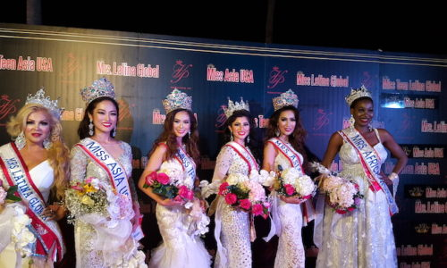 The 29th Annual Miss Asia USA And Mrs. Asia USA And Miss Teen Asia USA, And Mrs Africa Global