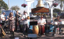 Faye Roberts' Orquesta Charangoa