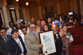 Councilmember Gil Cedillo Approves Proclamation Of Central American Day