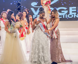 VIRGELIA PRODUCTIONS CROWNS UCHE UMEAGUKWU FIRST MISS AFRICA WORLD AT THE 29TH ANNUAL PAGEANT