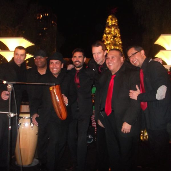 Orquesta La Picante Spiced Up the Holiday Season with Salsa