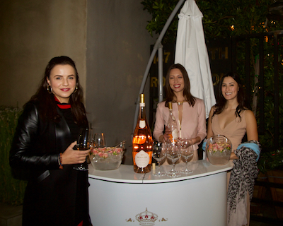 Bodvár – House of Rosés Unveils First Ever Bodvár Rosé Wine Pop Up Bar In The United States