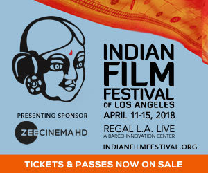 Indian Film Festival Of los Angeles 2018