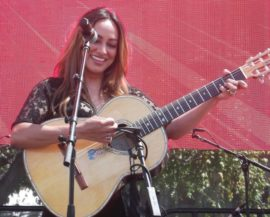 Latin Rhythms Showcased at Festival of Books