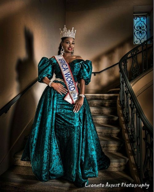 Miss Africa World To Tour Nigeria