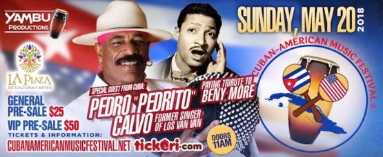 Cuban American Music Festival Returns to La Plaza Cultura y Artes