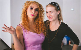 Multiple Award Winning Breaking Features The Accomplishments Of Two Talented Immigrant Female Filmmakers