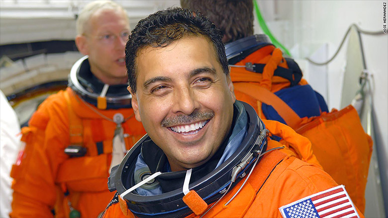 How this son of migrant farm workers became an astronaut