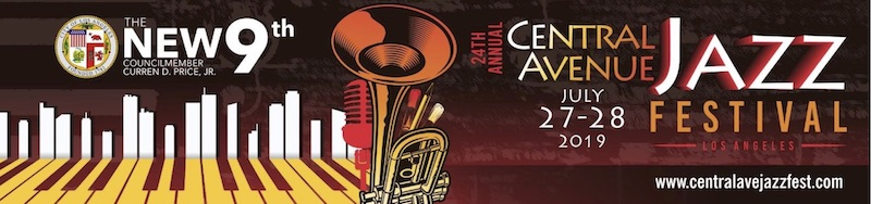 Central Avenue Jazz Festival LA: CALL TO ARTISTS Commemorative Poster Art Contest Rules