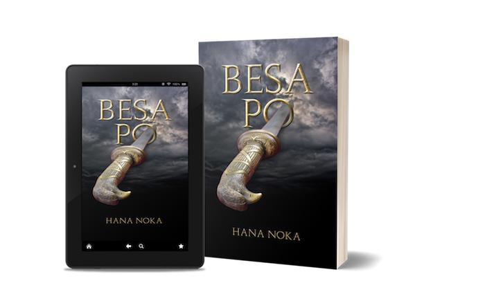 "Hana Noka Introduces the Story of Queen Teuta of Illyria with Novel ""Besa Po"""