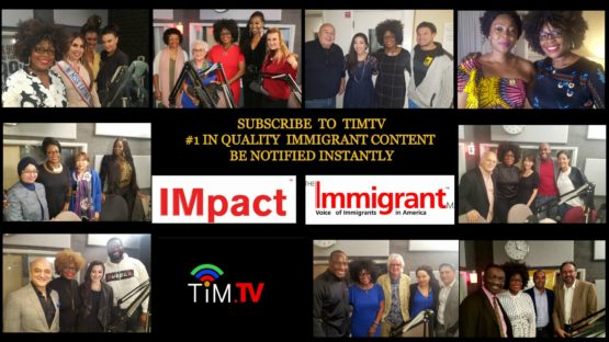 IMpact Talks With Pamela Anchang On TIM TV, Voice of Immigrants In America