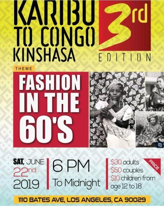 Karibu to Congo Kinshasa 3rd Edition