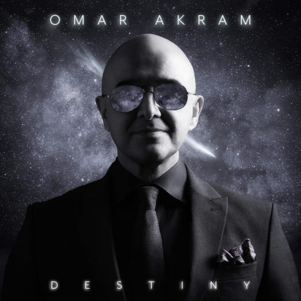 "Grammy Winner Omar Akram's Highly Anticipated Album ""Destiny"" Set for August 9 Release"