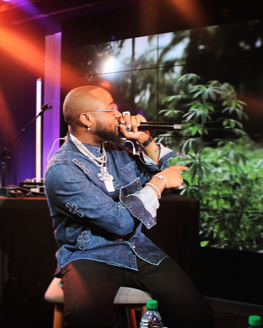 "DaVido, ""A Good Time"" Album Release"