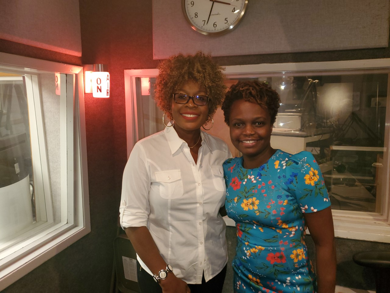 Karine Jean-Pierre: MOVING FORWARD On IMPact With Pamela Anchang