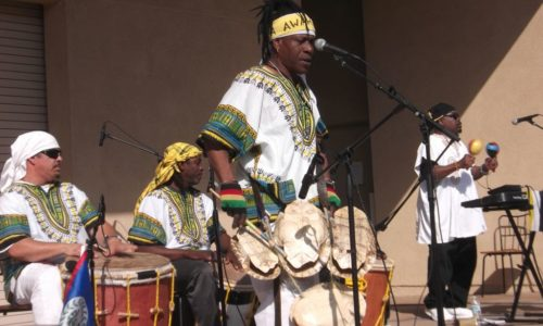 Afro-Latinx Festival at Museum of Latin American Art