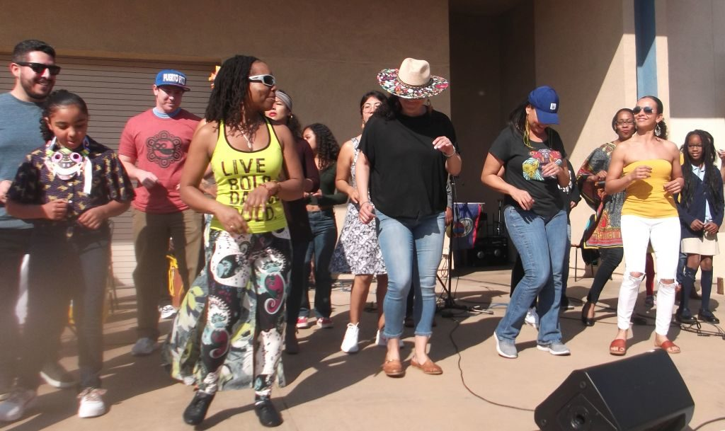 Afro-Latinx Festival at Museum of Latin American Art