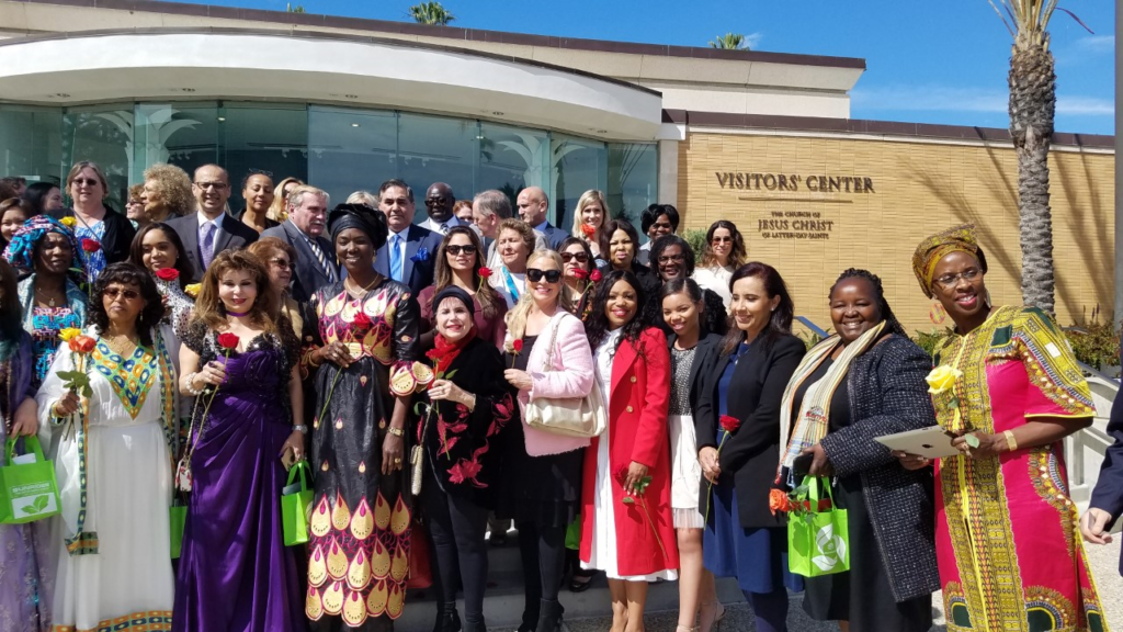 The 4th Annual International Women-In- Diplomacy Day Honors Women In Leadership