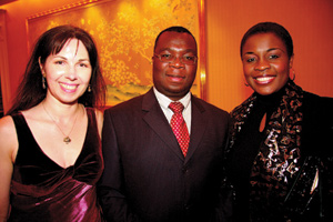 Honoring Dr. Maureen Mwanawasa , Former First Lady of the Republic of Zambia