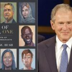 Former President Bush pays tribute to immigrants in new book - KSAT San Antonio