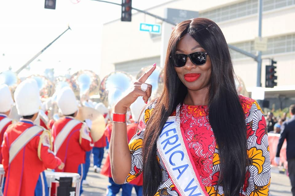 Beauty Queen, Face Of Nigeria, Uche Umeagukwu Shares Her Secret To Business Success In Beverly Hills
