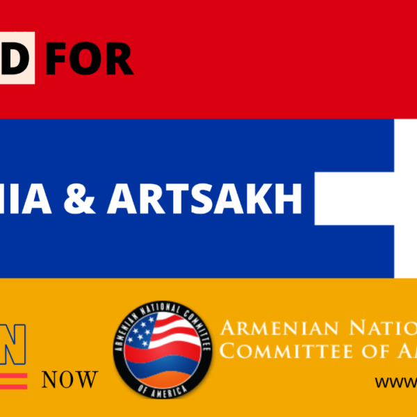 "The Global Entertainment Community, USATV Productions/USArmenia TV and ANCA.org Launch Celebrity PSA Campaign, ""I Stand With Armenia and Artsakh"""