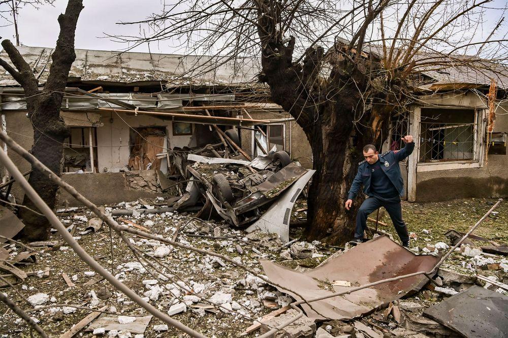 Why are Armenia and Azerbaijan fighting over Nagorno-Karabakh?  Vic Gerami Explains Why It Matters