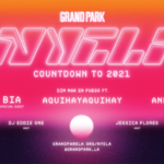 Grand Park's New Year's Eve Countdown to 2021