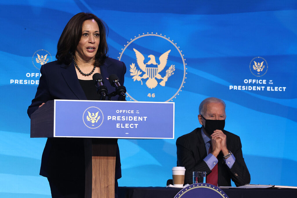 Harris teases immigration agenda: Green cards for DACA and TPS recipients, shorter waits for citizenship
