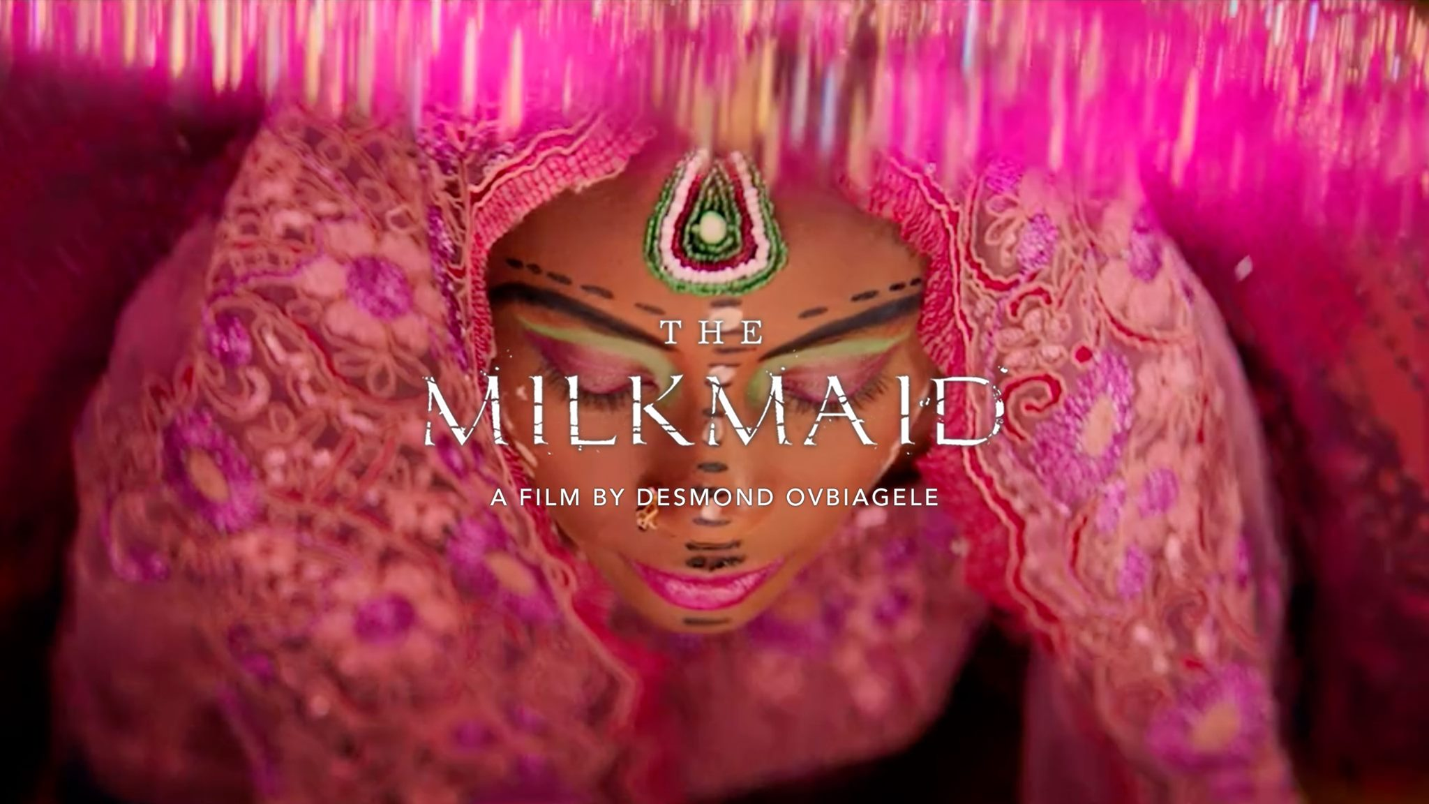 NIGERIA's OFFICIAL SUBMISSION TO 93rd ACADEMY AWARDS FOR BEST INTERNATIONAL FEATURE FILM THE MILKMAID