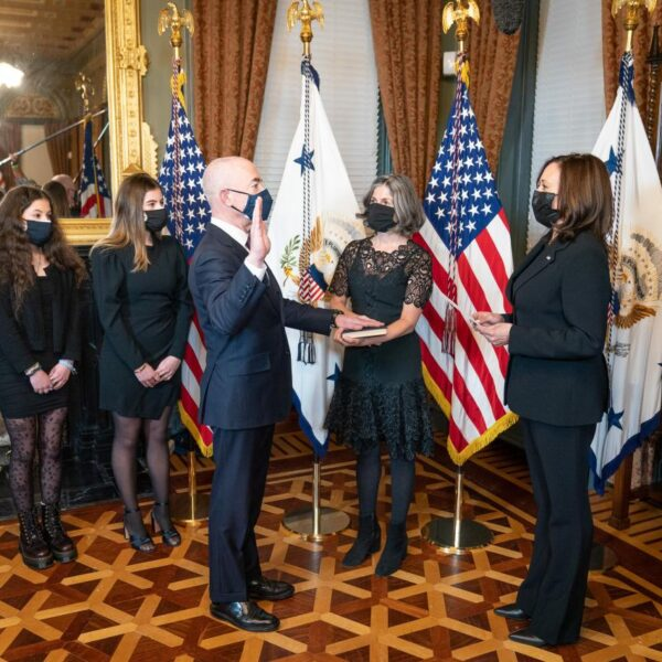 Alejandro Mayorkas Confirmed As 1st Immigrant To Lead DHS : President Biden Takes Office