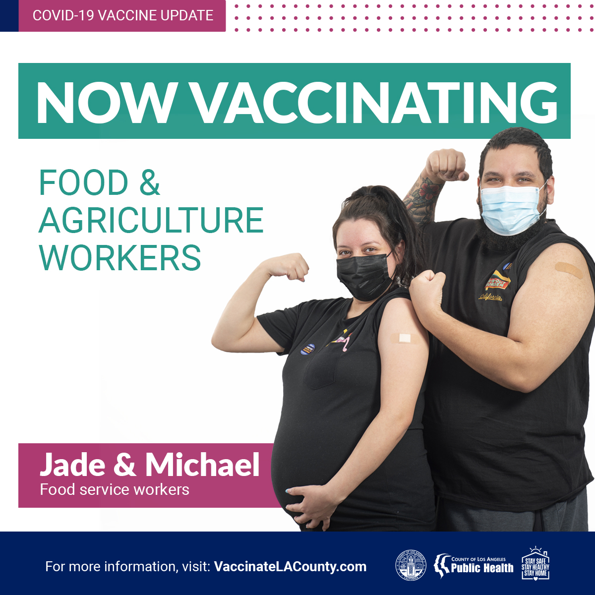 Vaccines and the Community-Flexing Your Defense Against COVID-19