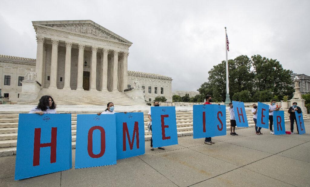 No ruling in case deciding fate of DACA immigration program