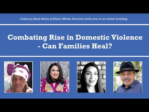 Combating Rise in Domestic Violence - Can Families Heal?