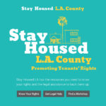 "LA County's Housing Crisis Addressed; Tenant Rights, Rent Stabilization and the ""Stay Housed LA"" Initiative"