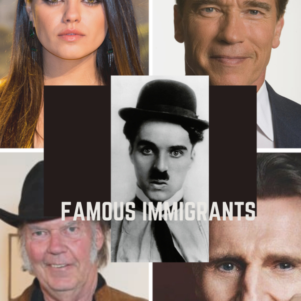 FAMOUS IMMIGRANTS IN HOLLYWOOD: You'd Never Guess These Celebrities Were Immigrants